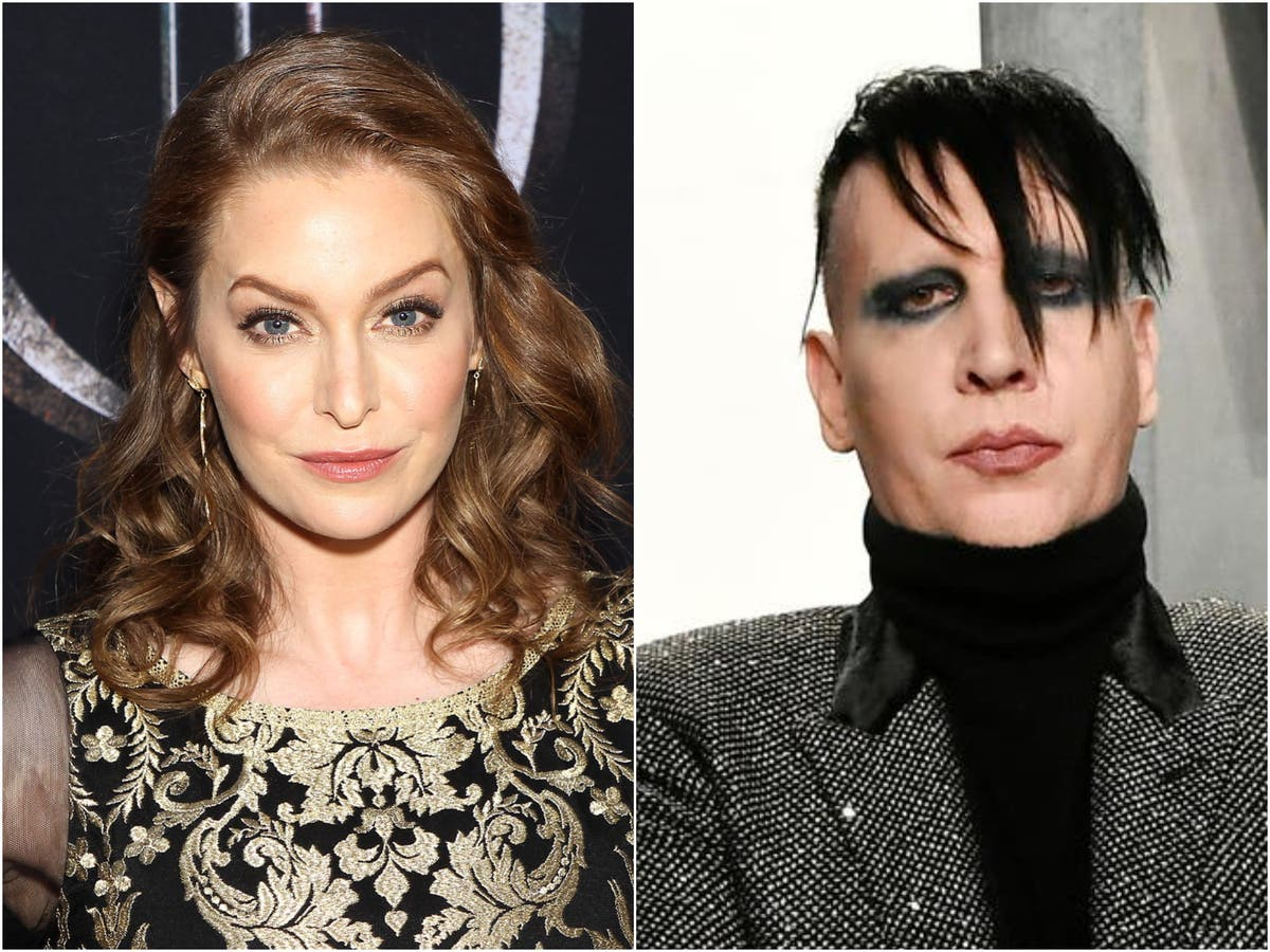Judge allows Game of Thrones star's abuse lawsuit against Marilyn Manson to proceed