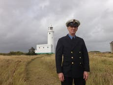 Remote working: What the UK's last lighthouse keepers can teach us about isolation
