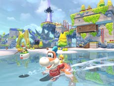Super Mario 3D World + Bowser's Fury, 审查: Jazzed-up re-release shines in multiplayer