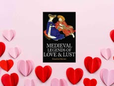'I felt a sudden stab of pain in my heart': A medieval guide to love and dating