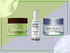11 best CBD and hemp skincare products to have on your radar, from serums to balms