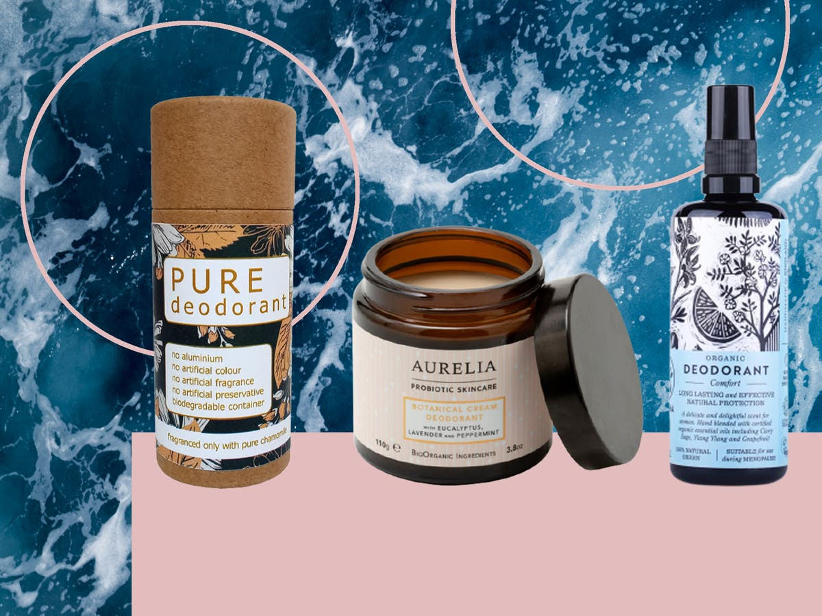 12 best natural deodorants that are kinder to your skin