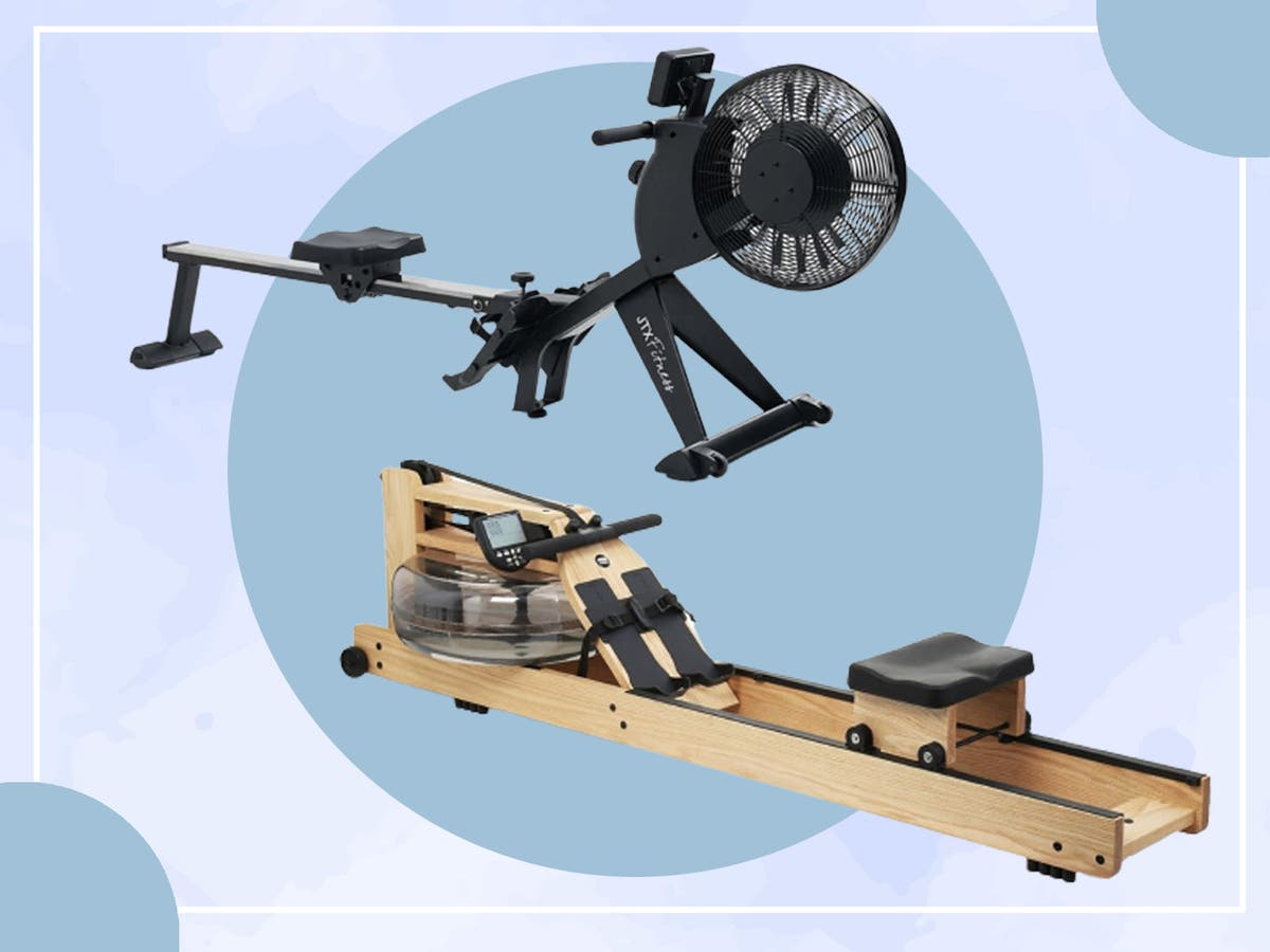 Rock the boat with these tried and tested rowing machines