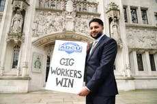 Uber: What does workers' rights U-turn mean for drivers, passengers and the gig economy?