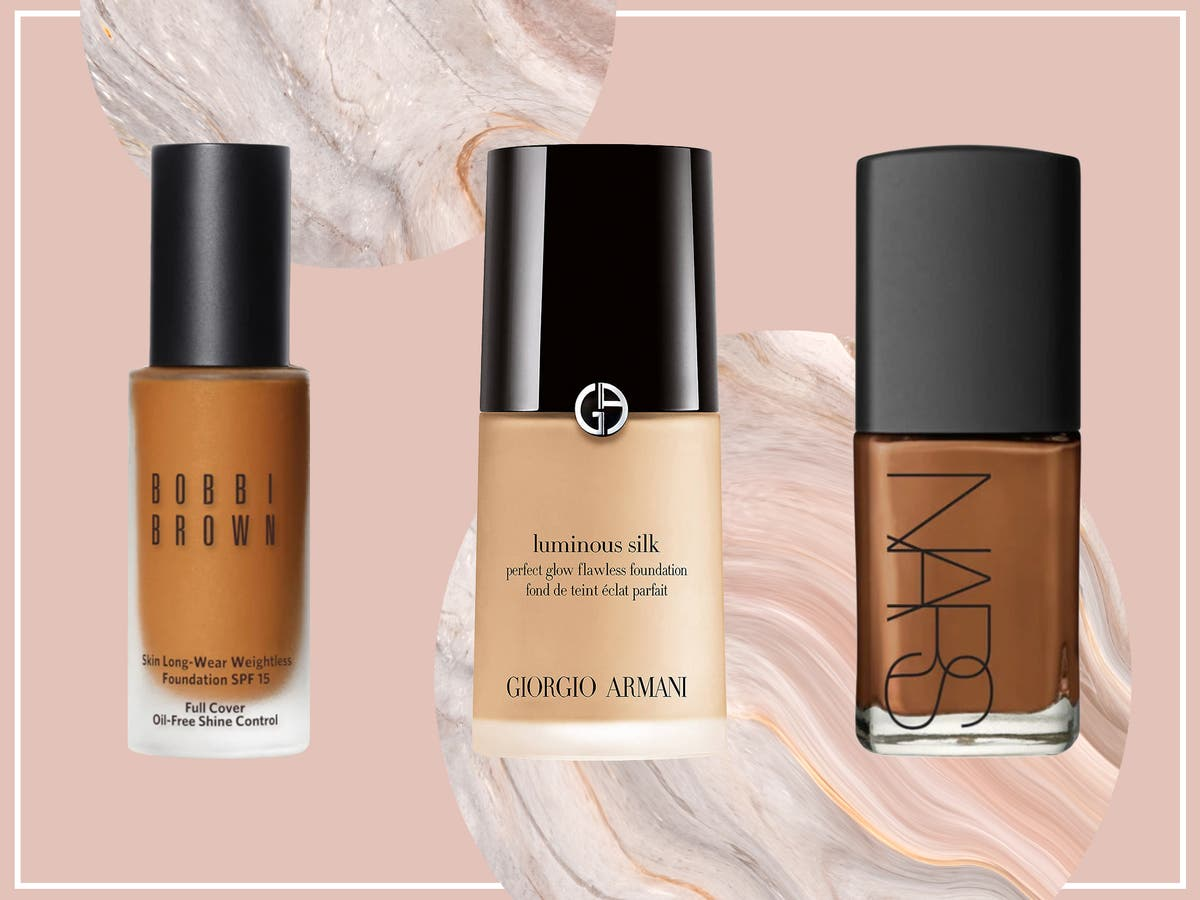 Goodbye cakey foundation – these are the lightweight foundations to buy right now