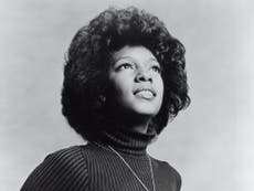 Mary Wilson: Singer and founding member of The Supremes