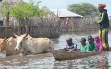 Climate change struggles in Kenya's Tana Delta