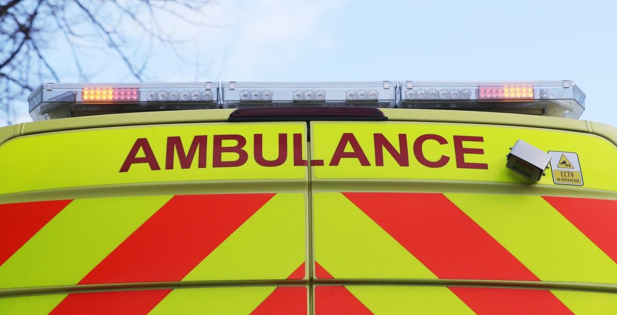 Toddler dies after being found in pool in Derbyshire