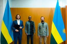 Rwanda joins the Giants Club