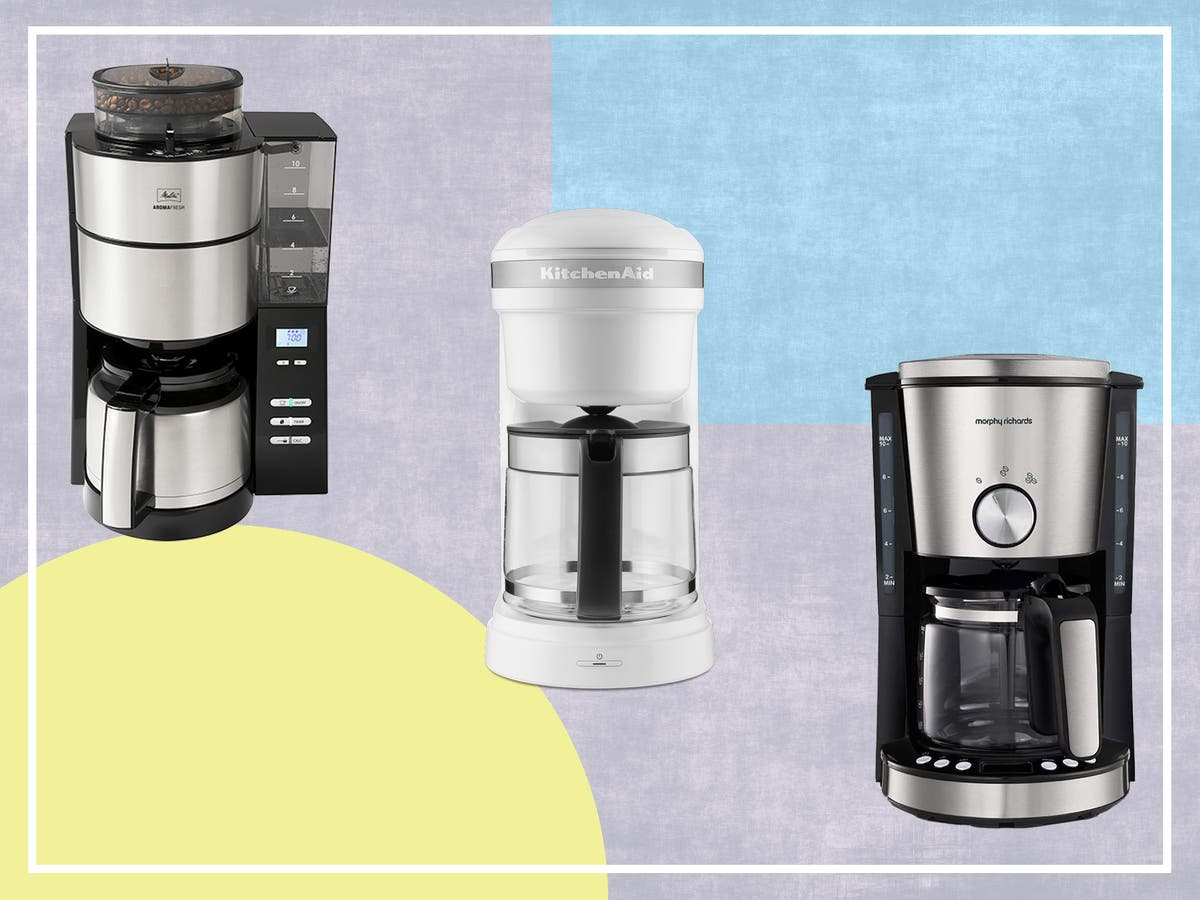 Unfiltered opinions: Our fave filter coffee machines