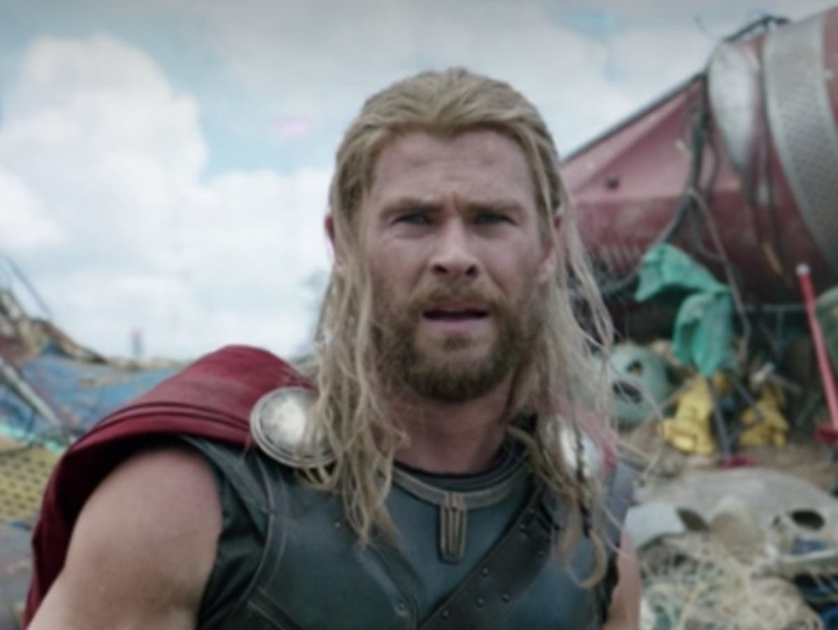 Chris Hemsworth gets trolled by own son after asking 'age-old question'