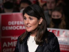 Nikki Haley accused of hypocrisy for posting beachside pic after Memorial Day attack on Kamala Harris