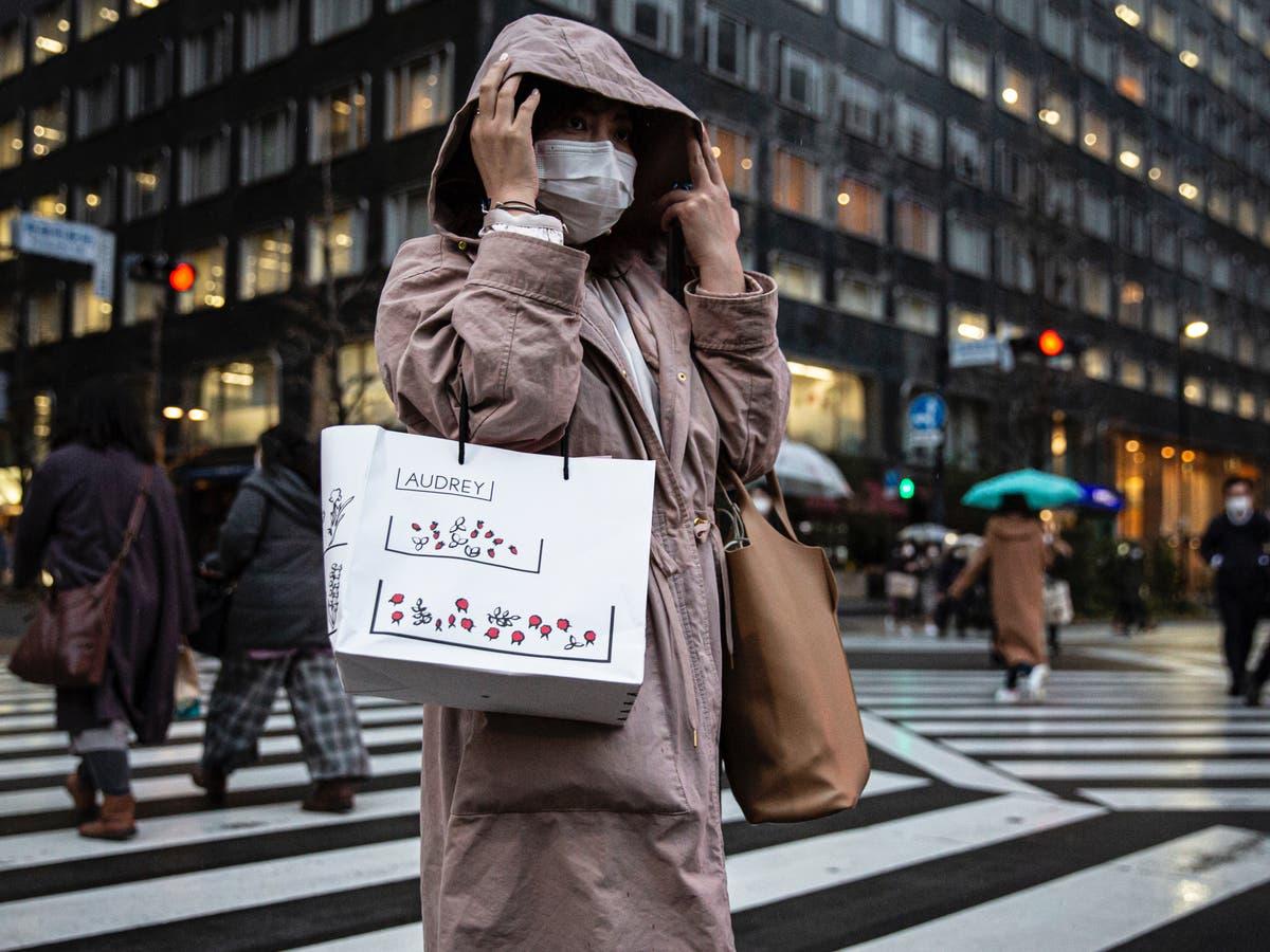 Tokyo hospitals at capacity amid surge in Covid cases