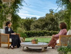 Harry and Meghan expose a ruthless, racist anti-fairytale in their primetime Oprah interview