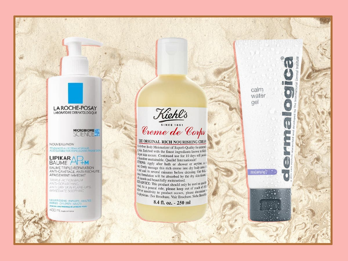 11 best moisturisers for eczema that soothe and hydrate skin