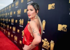 Halsey changes pronouns to 'she/they' on social media
