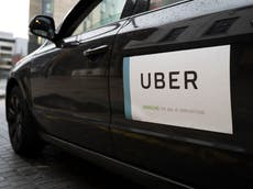 Uber to introduce holiday pay and pensions for UK drivers after Supreme Court defeat