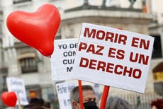 Spain legalises euthanasia and assisted suicide