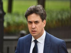 Liberty Steel: Government should consider all options to prevent 'urgent and worrying' situation, says Ed Miliband