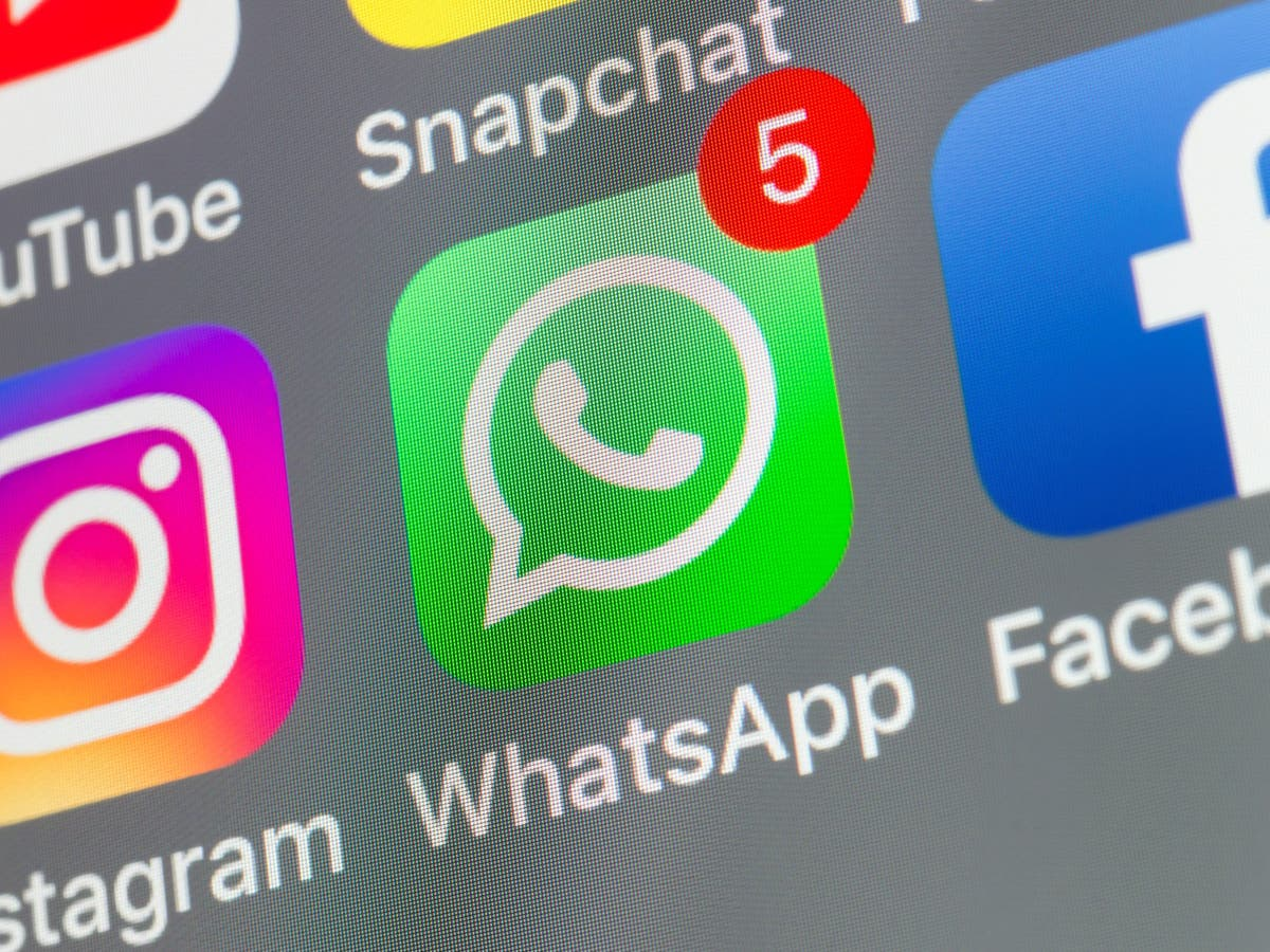 Facebook, Instagram and WhatsApp back online after outage - follow live