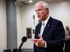 Senator Ron Johnson gives bizarre history of Greenland to claim climate change isn't real