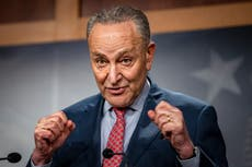 Schumer vows vote on background checks after latest shooting
