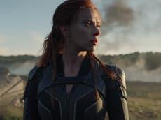 Scarlett Johansson speaks out over 'sexualised' Black Widow