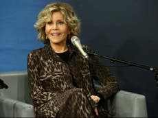 Jane Fonda says the only relationship she would consider now would be with 'a younger man'