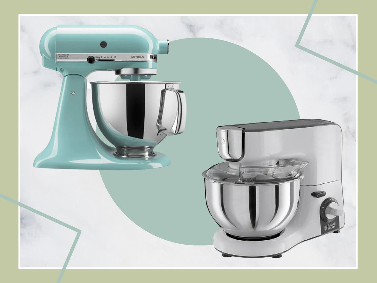 6 best stand mixers that do all the hard work for you
