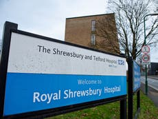 Midwife from scandal-hit Shrewsbury NHS trust elected as president of Royal College