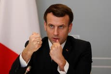 Moderate no more: Macron courts far-right as France turns attention to next year's presidential election