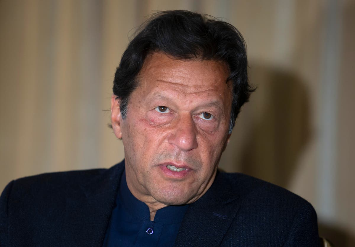 Imran Khan on rising sexual violence, says 'women wearing few clothes impact men, unless robots'