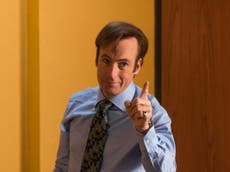 Bob Odenkirk back at work on Better Call Saul following heart attack