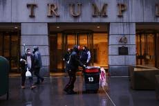 Allen Weisselberg: Trump Organisation chief subpoenaed in potential criminal probe, rapport dit
