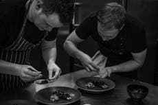 A sous chef in London: Vida, lockdown and sustainable British food