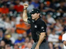 Veteran baseball umpire loses case accusing MLB of racial discrimination