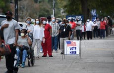More than 100 new restrictive voting laws proposed across US since February