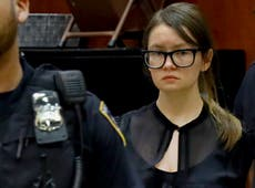 'Fake Heiress' Anna Sorokin detained by ICE for seven months for 'overstaying visa'