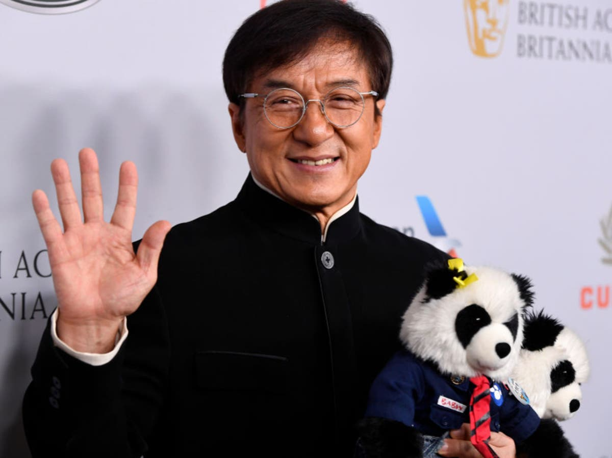 Jackie Chan says he wants to join the ruling Communist Party of China