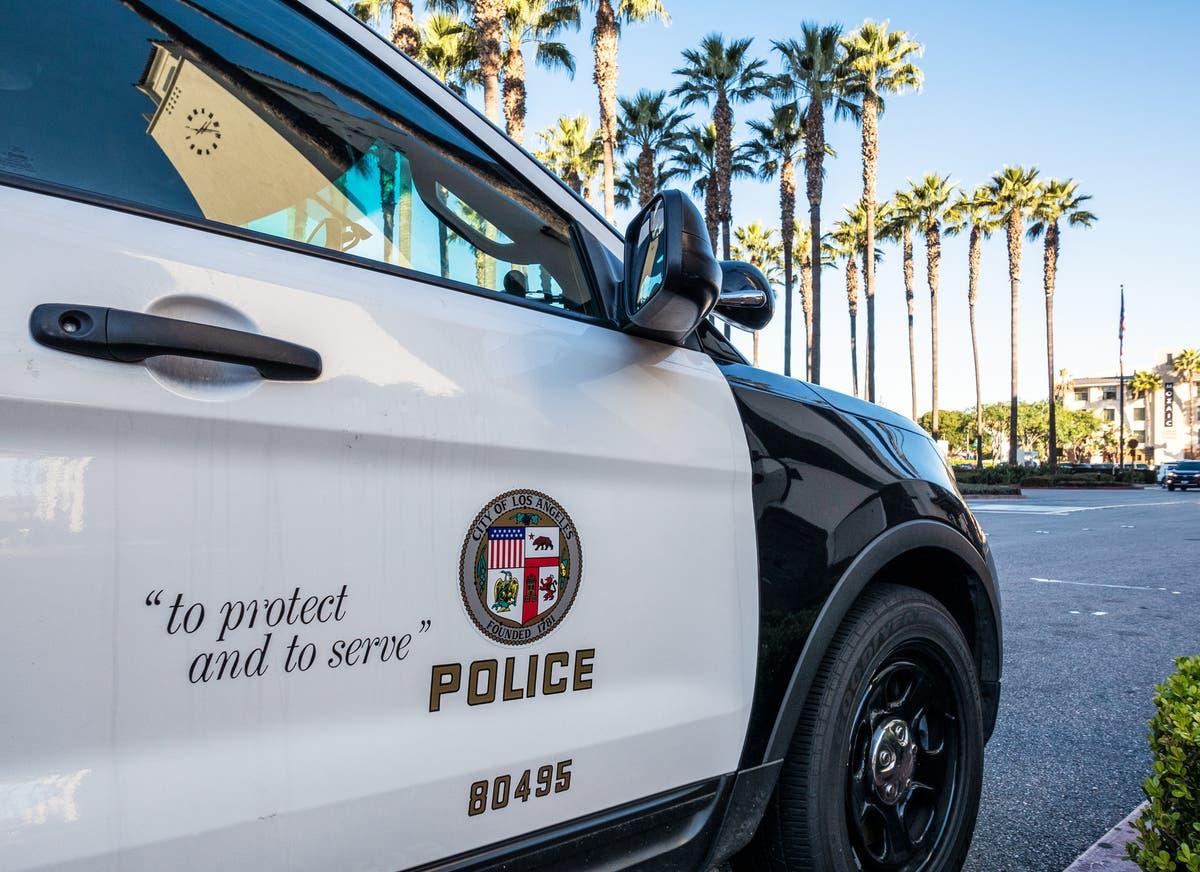 Los Angeles police officer arrested for allegedly filing a false police report