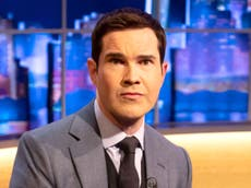 Jimmy Carr confirms he's a father and reveals son's name, Rockefeller