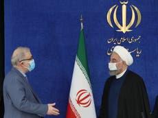 Iran says nuclear program is testing newest advanced centrifuge