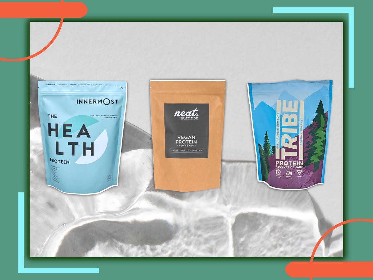 Plant power: Boost your workout with these vegan protein powders