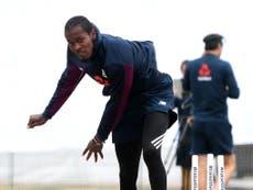 England bowler Jofra Archer starts 'intensive rehabilitation' following surgery