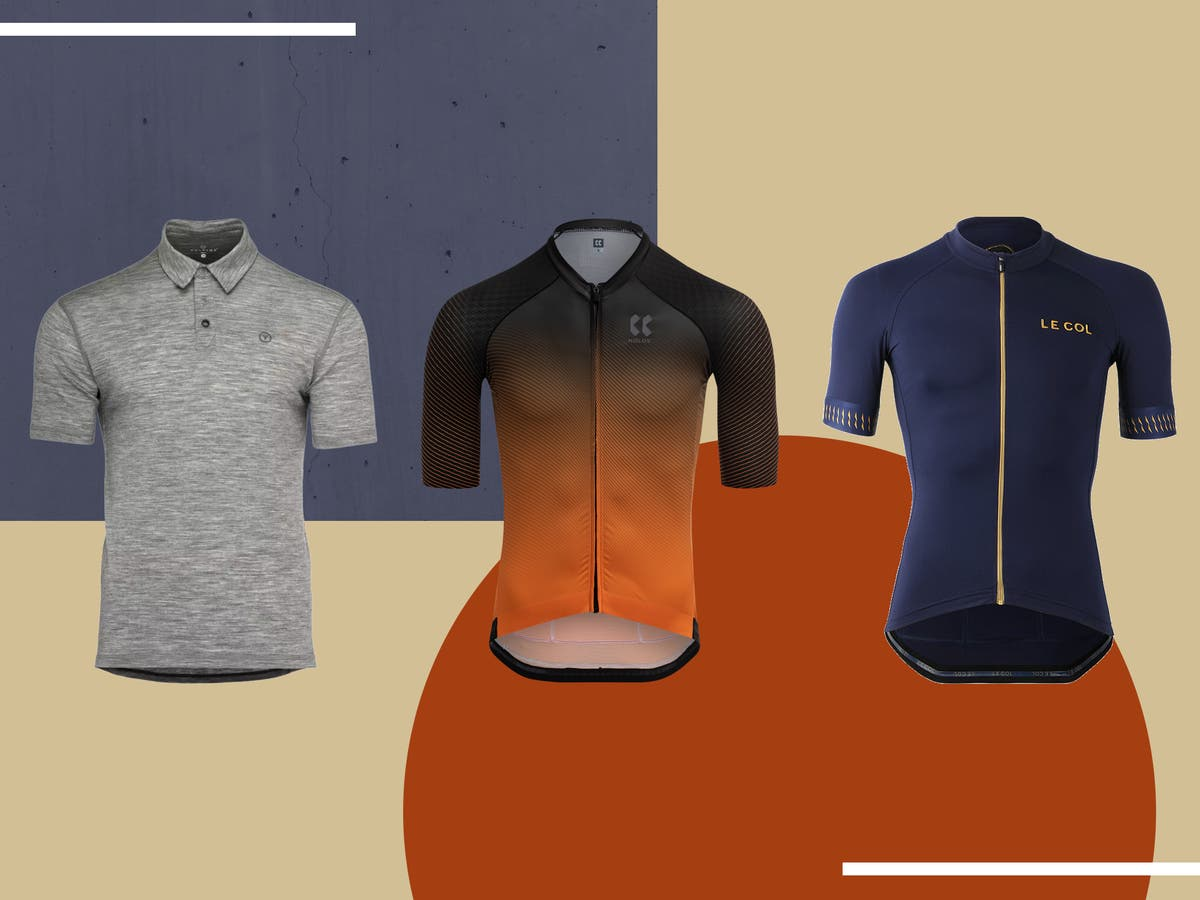 9 best men's summer cycling jerseys to keep cool and comfortable on the road