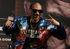 Snoop Dogg thanks fans for their prayers after his mother is hospitalised