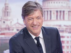 Richard Madeley jokes Cat Deeley is an 'awful presenter' in 'awkward' exchange on Good Morning Britain