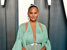 Chrissy Teigen apologises for past 'awful tweets': 'I was a troll, full stop'