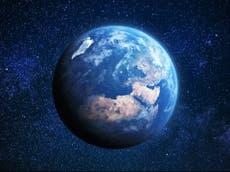 地球の中心にあるもの?