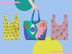Plastic Free July: Best bags for life and reusable carriers for shopping more sustainably